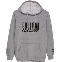 Load image into Gallery viewer, MONSTA X FOLLOW FIND YOU Album Printed Cotton Casual Hoodie