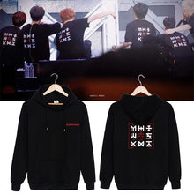 Load image into Gallery viewer, MONSTA X THE CODE Concert Same Casual Hoodie