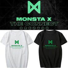Load image into Gallery viewer, MONSTA X THE CONNECT Album Printed Loose T-shirt