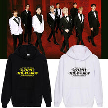 Load image into Gallery viewer, NCT 127 North American Tour Printed Cotton Hoodie