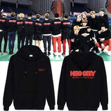 NCT 127 THE Seoul Concert Printed Loose Hoodie