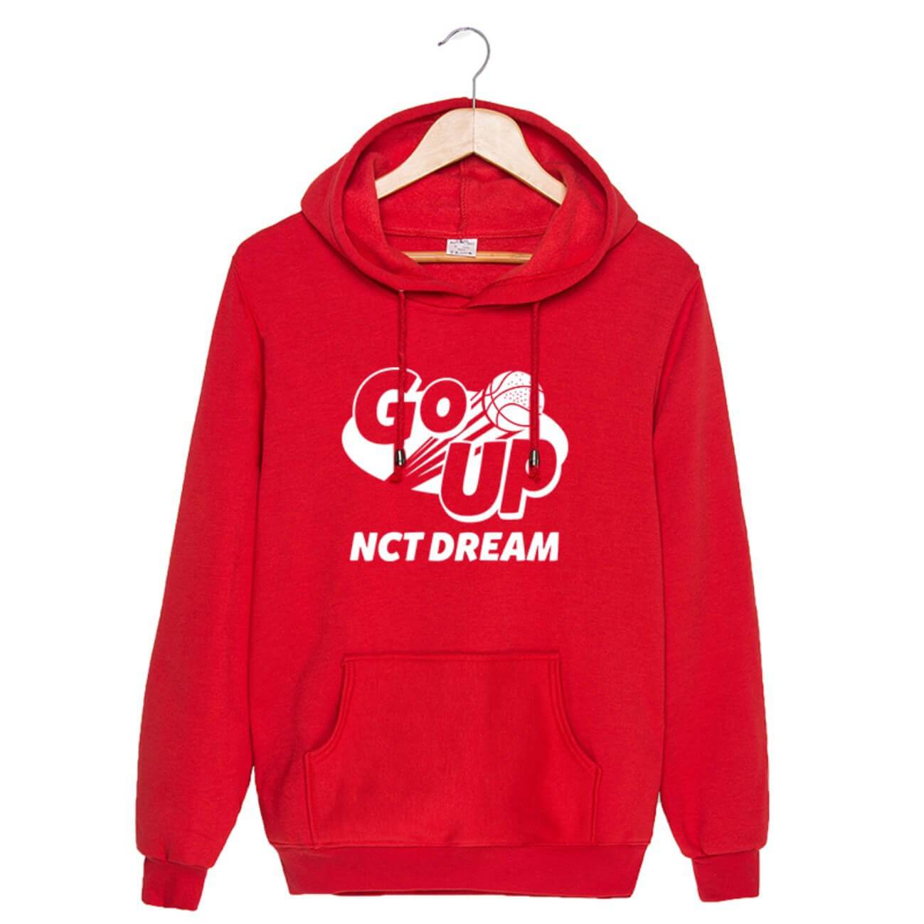 NCT DREAM Album We Go Up Printed Cotton Hoodie
