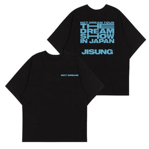 NCT DREAM Concert Same Printed T-shirt