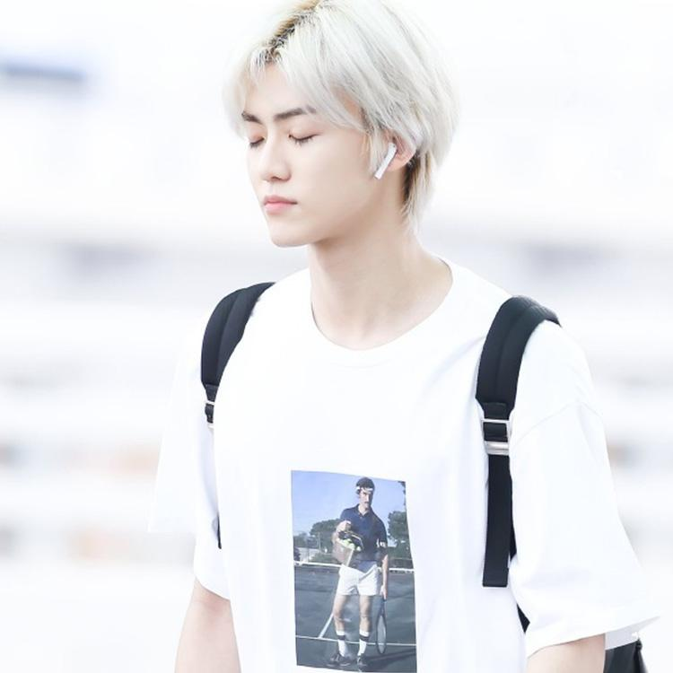 NCT DREAM Jaemin Same Printed T-shirt