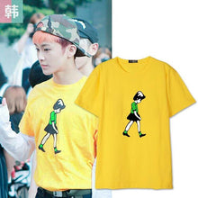 Load image into Gallery viewer, NCT DREAM Mark Same Printed T-shirt