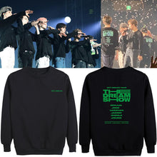 Load image into Gallery viewer, NCT DREAM THE DREAM SHOW Concert Printed Sweatshirt