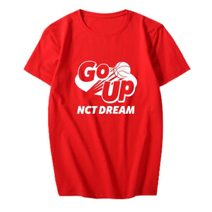 NCT DREAM We Go Up Album Printed T-shirt