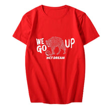 Load image into Gallery viewer, NCT DREAM We Go Up Album Printed T-shirt
