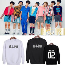 Load image into Gallery viewer, NCT DREAM We Young Album Member Printed Casual Sweatshirt