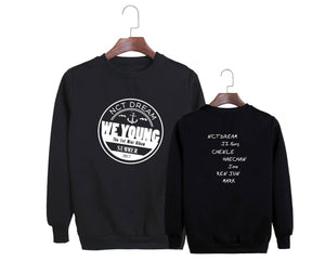 NCT DREAM We Young Album Printed Casual Sweatshirt