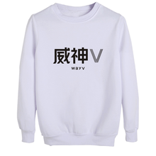 Load image into Gallery viewer, NCT 威神V WAYV Album Print Sweatshirt