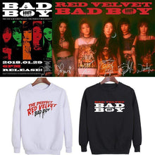 Load image into Gallery viewer, Red Velvet Bad Boy Sweatshirt