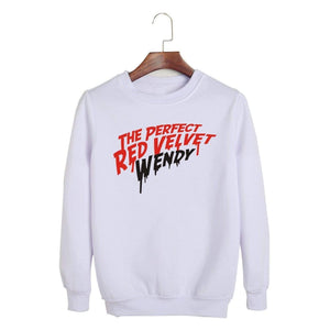 Red Velvet Bad Boy Sweatshirt