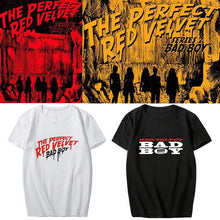 Load image into Gallery viewer, Red Velvet Bad Boy T-shirt