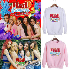 Load image into Gallery viewer, Red Velvet The Red Summer Sweatshirt