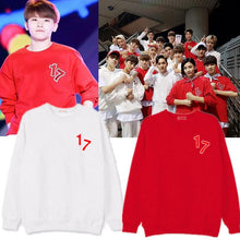 Load image into Gallery viewer, SEVENTEEN 17 Sweatshirt