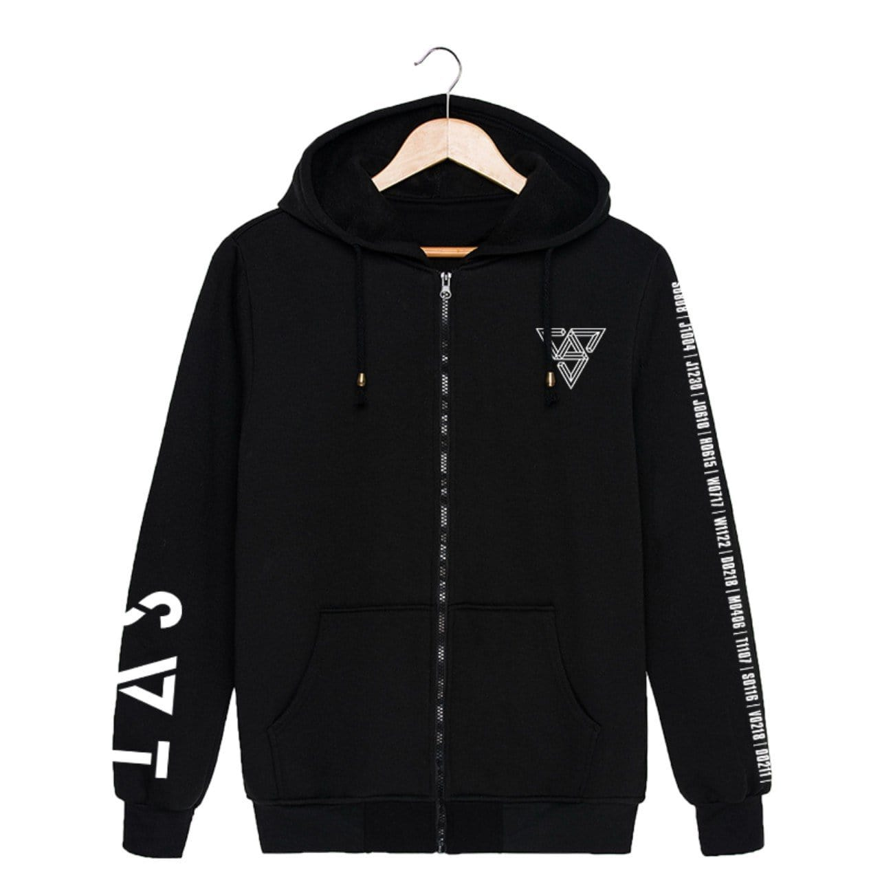SEVENTEEN 2018 JAPAN ARENA SVT Zip Up Hoodie
