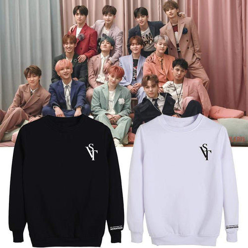 SEVENTEEN 2020 JAPAN DOME TOUR Sweatshirt