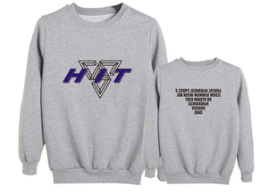 SEVENTEEN HIT Sweatshirt (WHITE 加绒 S)