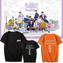 Load image into Gallery viewer, SEVENTEEN in CARAT LAND T-shirt