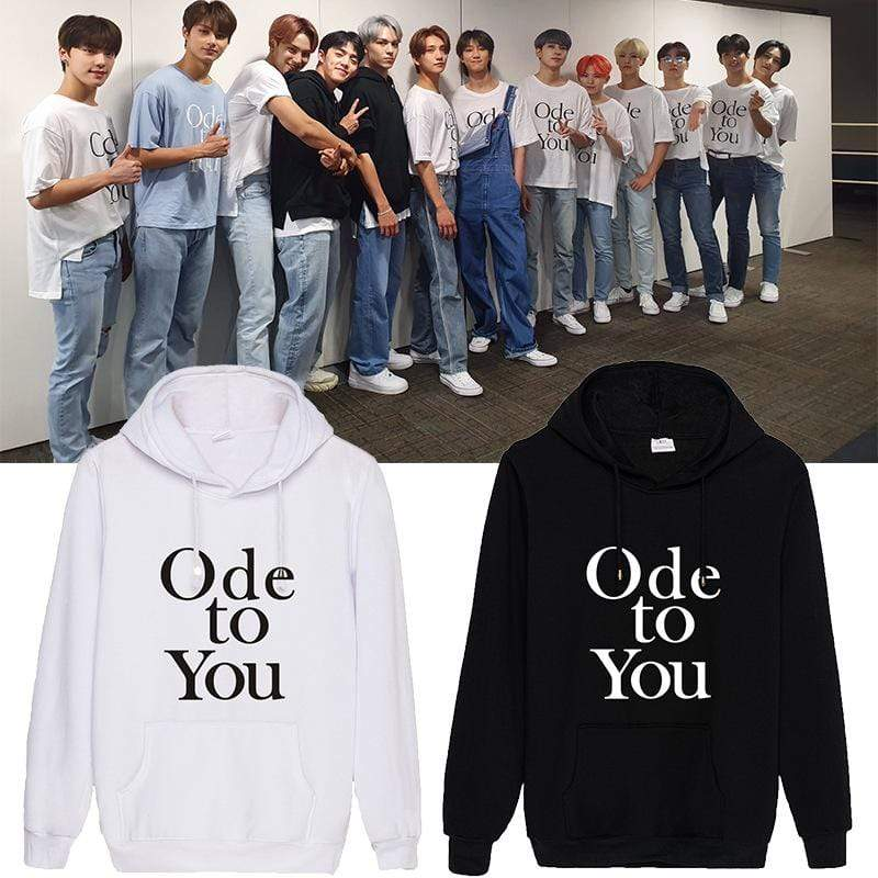SEVENTEEN ODE TO YOU Hoodie