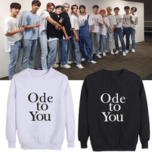 Load image into Gallery viewer, SEVENTEEN ODE TO YOU Sweatshirt