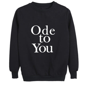 SEVENTEEN ODE TO YOU Sweatshirt
