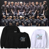 SEVENTEEN THE Late Late Show Sweatshirt