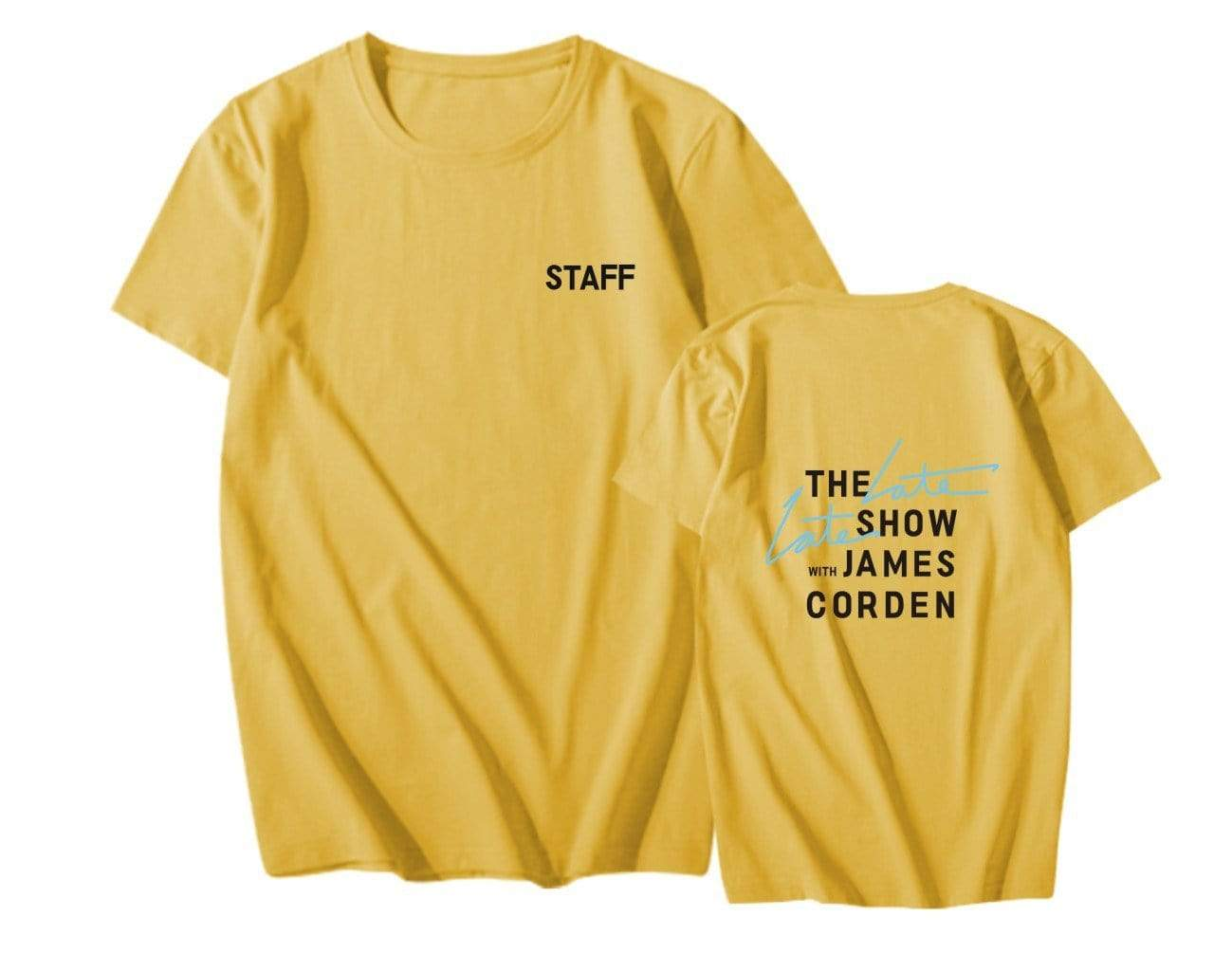 SEVENTEEN THE Late Late Show T-shirt
