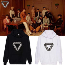 Load image into Gallery viewer, Seventeen YOU MADE MY DAWN Hoodie