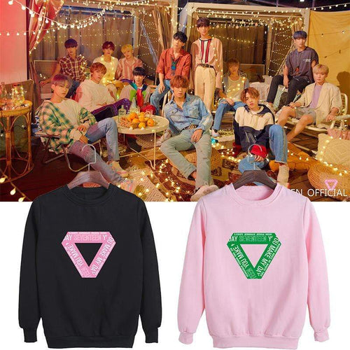 SEVENTEEN YOU MAKE MY DAY Sweatshirt