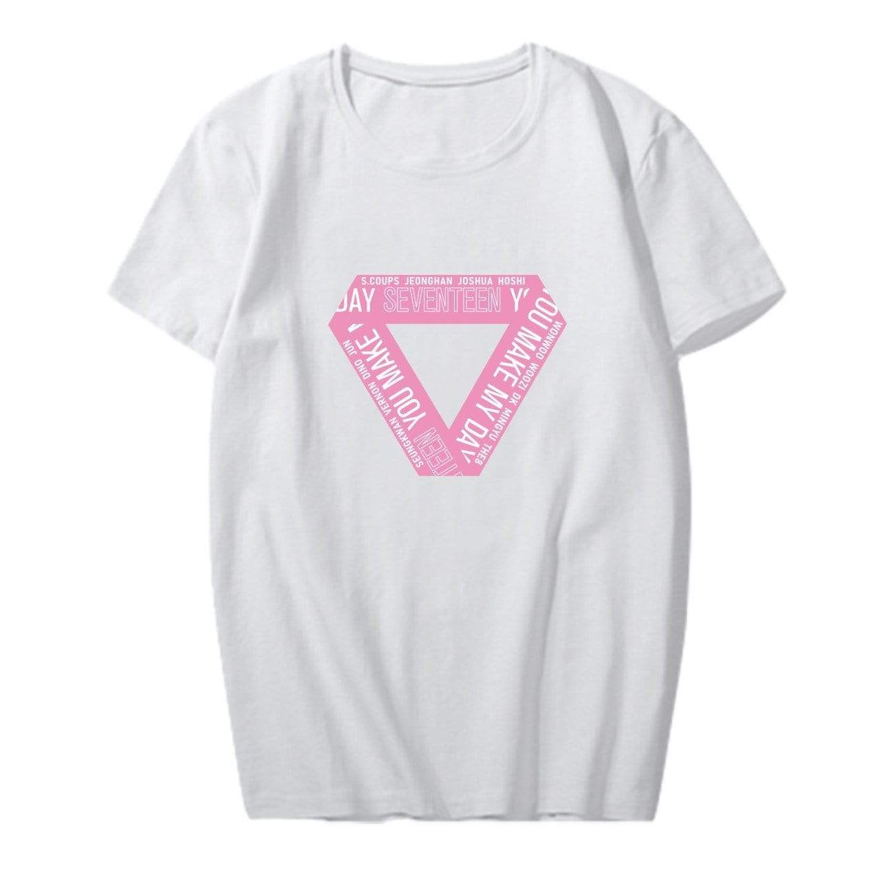 SEVENTEEN YOU MAKE MY DAY T-shirt