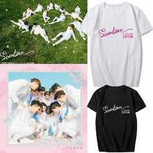 Load image into Gallery viewer, Seventeen17 LOVE LETTER T-shirt