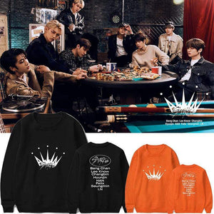 Stray Kids ALL IN Sweatshirt