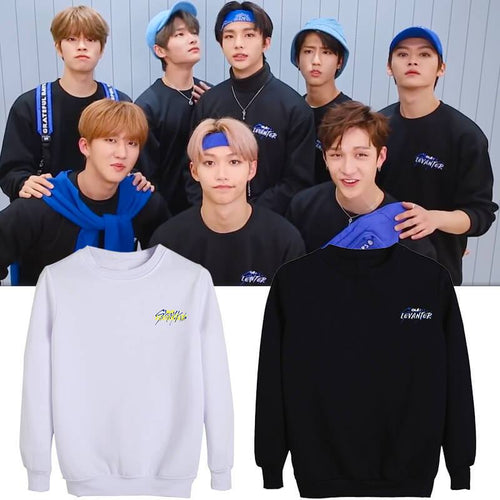 Stray Kids Clé: LEVANTER Album Cotton Casual Sweatshirt