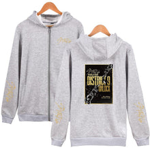 Load image into Gallery viewer, Stray Kids Cotton Casual Zip Hoodie