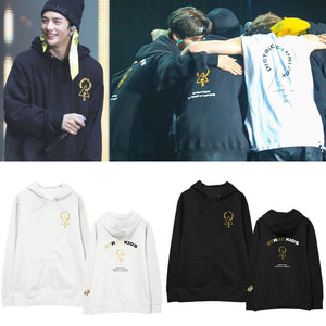 Stray Kids District 9 Unlock Concert Printed Hoodie