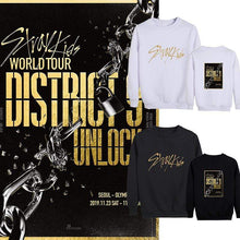 Load image into Gallery viewer, Stray Kids District 9 Unlock Concert Same Cotton Casual Sweatshirt