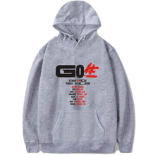 "Load image into Gallery viewer, Stray Kids ""GO 生"" (Go Life) Hoodie"