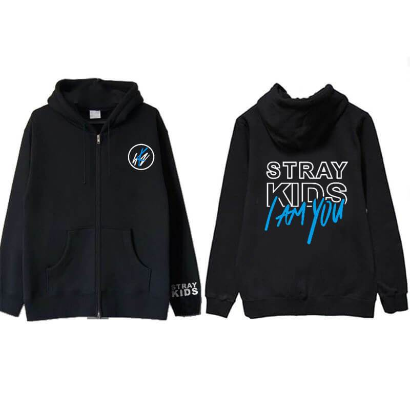 Stray Kids I AM YOU Concert Same Casual Hoodie