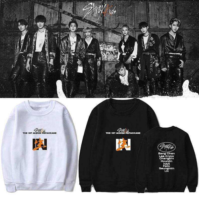 Stray Kids IN生 (IN Life) Sweatshirt