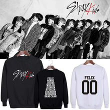Load image into Gallery viewer, Stray Kids Loose Cotton Casual Sweatshirt
