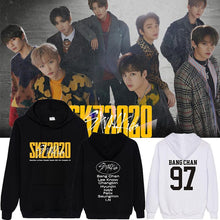 Load image into Gallery viewer, Stray Kids SKZ2020 Album Printed Cotton Casual Hoodie