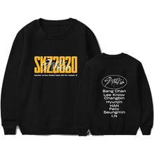 Load image into Gallery viewer, Stray Kids SKZ2020 Album Printed Cotton Casual Sweatshirt