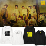 Stray Kids Yellow Wood Same Korean Loose Unisex Hoodie