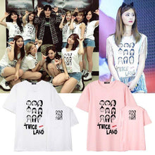 Load image into Gallery viewer, Twice Concert Same Printed T-shirt