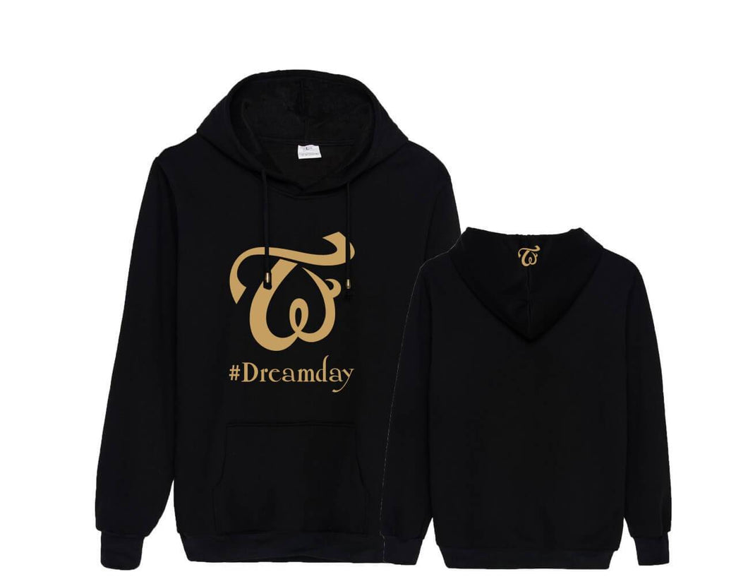 Twice Dreamday Concert Printed Casual Hoodie