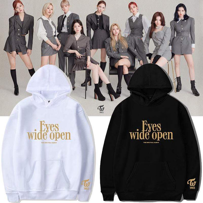TWICE Eyes wide open Hoodie