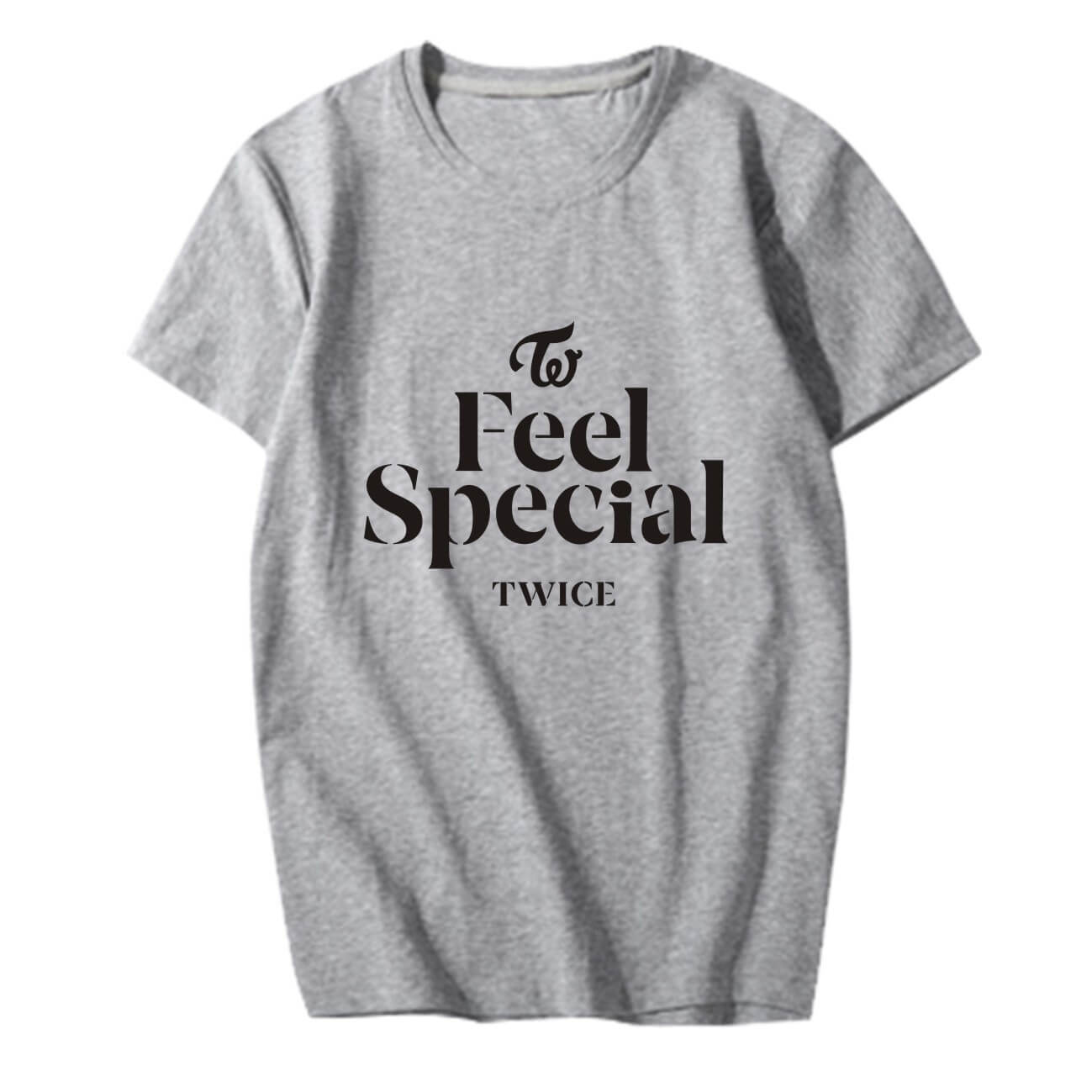 "TWICE ""Feel Special"" Album Printed T-shirt"