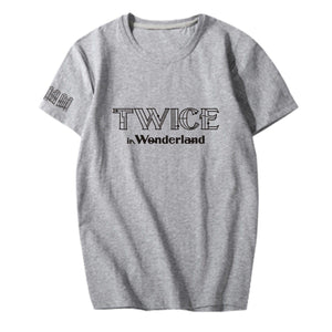 TWICE in Wonderland T-shirt
